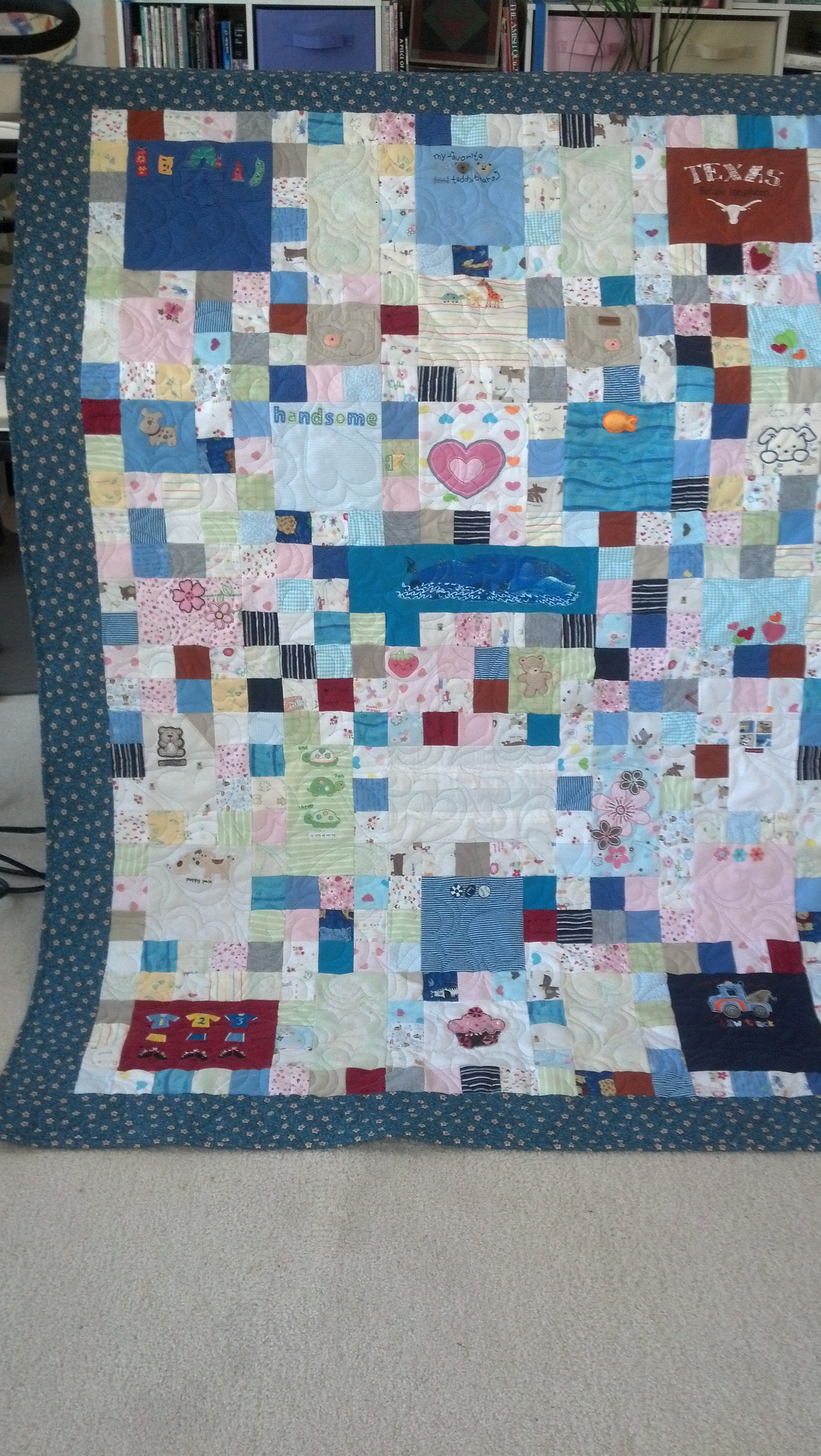 service quilt Service/comfort quilts: soldier quilts should be approximately 50 x 60 and are given to cindy olson she will make sure they are delivered to the.
