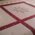 Custom Quilting by block