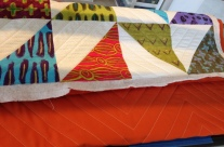 Modern quilting by Maria Denise Hall